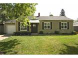 5249 Crittenden Ave, INDIANAPOLIS, IN 46220