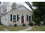 4960 Crittenden Ave, Indianapolis, IN 46205
