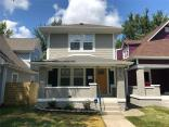 814 N Temple Avenue, Indianapolis, IN 46201