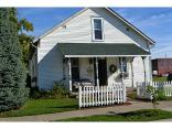 224 E South St, Shelbyville, IN 46176