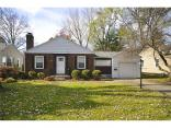 5504 Indianola Ave, Indianapolis, IN 46220