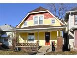 922 Sanders St, Indianapolis, IN 46203
