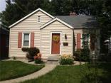 6114 Indianola Ave, INDIANAPOLIS, IN 46220