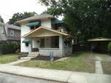 522 E 51st St, INDIANAPOLIS, IN 46205