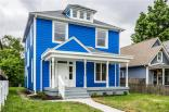 826 North Jefferson Avenue, Indianapolis, IN 46201