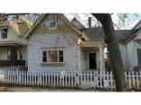1721 Union St, Indianapolis, IN 46225