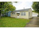 2336 Saint Peter St, Indianapolis, IN 46203