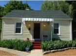 1166 E Gimber St, Indianapolis, IN 46203