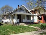 418 N Dequincy St, Indianapolis, IN 46201