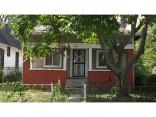 2114 Gent Ave, Indianapolis, IN 46202