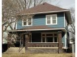 1209 N Oxford St, Indianapolis, IN 46201