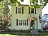 253 W Hampton Dr, Indianapolis, IN 46208