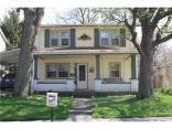423 W Wiley St, Greenwood, IN 46142