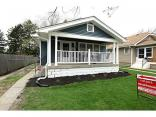 138 S 9th Ave, Beech Grove, IN 46107