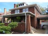 3617 Carrollton Ave, Indianapolis, IN 46205