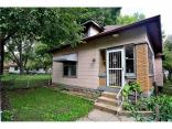 1105 Groff Ave, INDIANAPOLIS, IN 46222