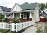 135 S Butler Ave, Indianapolis, IN 46219
