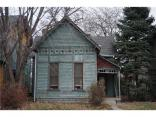 1657 N Talbott St, Indianapolis, IN 46202