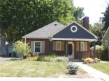 6037 Haverford, INDIANAPOLIS, IN 46220