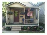 751 Fletcher Ave, Indianapolis, IN 46203