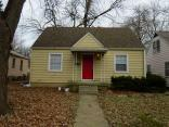 4709 Rosslyn, INDIANAPOLIS, IN 46205