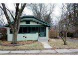 316 E 62nd St, Indianapolis, IN 46220
