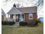 106 S 6th Ave, Beech Grove, IN 46107