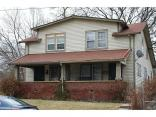 1011 W 29th St, INDIANAPOLIS, IN 46208