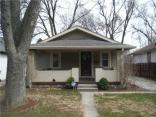 4935 Crittenden Ave, Indianapolis, IN 46205