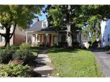 5314 Boulevard Place, Indianapolis, IN 46208