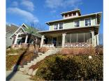 2023 N Talbott St, Indianapolis, IN 46202