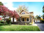 6017 Indianola Ave, Indianapolis, IN 46220
