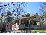 1617 E 52nd St, Indianapolis, IN 46205