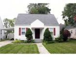 331 W 43rd St, INDIANAPOLIS, IN 46208