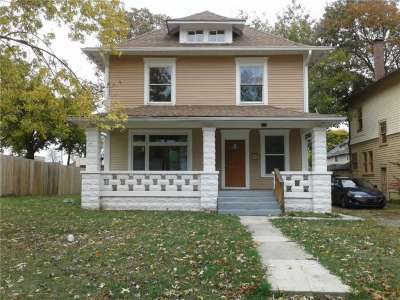 3339 N New Jersey Street, Indianapolis, IN 46205