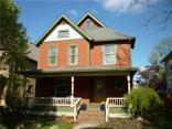 2329 N Talbott St, Indianapolis, IN 46205