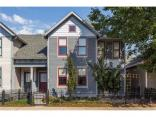 648 East Saint Clair Street, Indianapolis, IN 46202