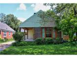 253 W Westfield Blvd, Indianapolis, IN 46208