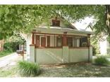 337 W 44th St, Indianapolis, IN 46208