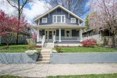 3928 Ruckle Street, Indianapolis, IN 46205