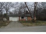 5137 Annette St, Indianapolis, IN 46208
