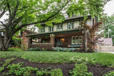 3843 N Washington Boulevard, Indianapolis, IN 46205