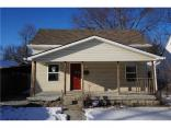 4538 E 18th St, INDIANAPOLIS, IN 46218