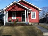 6165 Rosslyn Ave, INDIANAPOLIS, IN 46220