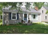 5828 Kingsley Dr, INDIANAPOLIS, IN 46220