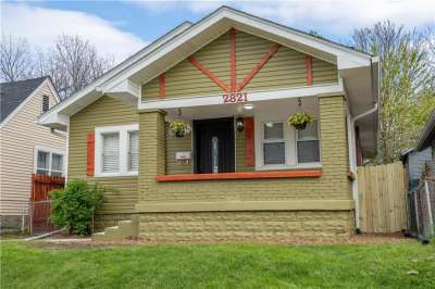 2821 N Brookside Avenue, Indianapolis, IN 46218