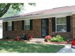 9660 Pepperidge Dr, INDIANAPOLIS, IN 46235