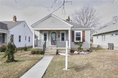 832 N Leland Avenue, Indianapolis, IN 46219