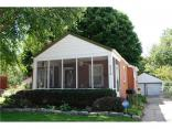 5510 Rosslyn Ave, INDIANAPOLIS, IN 46220