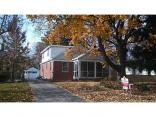 6106 Evanston Ave, INDIANAPOLIS, IN 46220